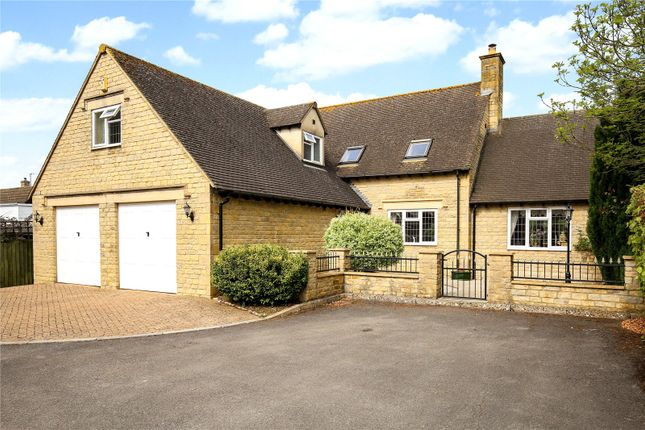 Thumbnail Detached house for sale in Rectory Close, Bondend Road, Upton St. Leonards, Gloucester