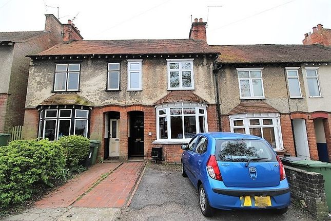 Thumbnail Terraced house to rent in Sarum Hill, Basingstoke