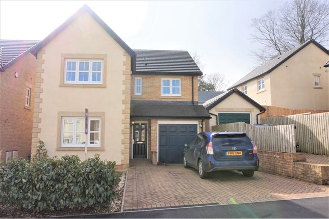 Thumbnail Detached house for sale in Campbell Drive, Lancaster