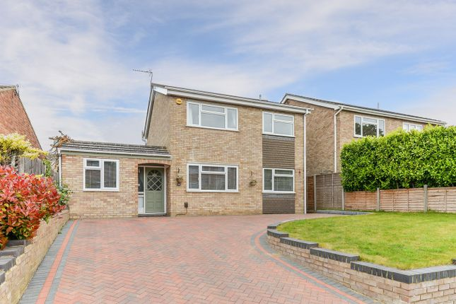 Thumbnail Detached house for sale in Water Lane, Melbourn, Royston