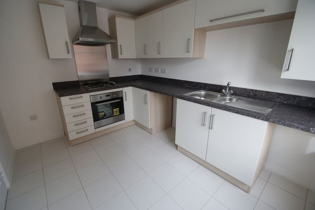 Thumbnail Semi-detached house to rent in Eton Dorney, Arena Close, Andover