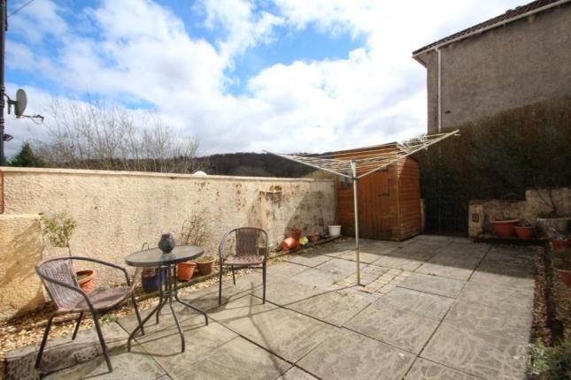 Garden of Cromarty Gardens, Stamperland, Clarkston, East Renfrewshire G76