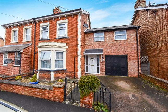 Thumbnail Semi-detached house for sale in Greenway Avenue, Taunton
