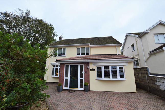 Thumbnail Detached house for sale in Maelog Close, Pontyclun