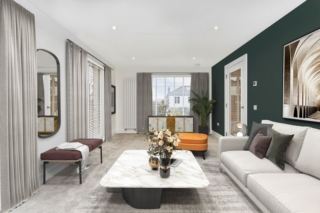 """Thumbnail Town house for sale in """"Clancey ? Mid Terrace"""" at Jordanhill, Glasgow, 1Pp"""