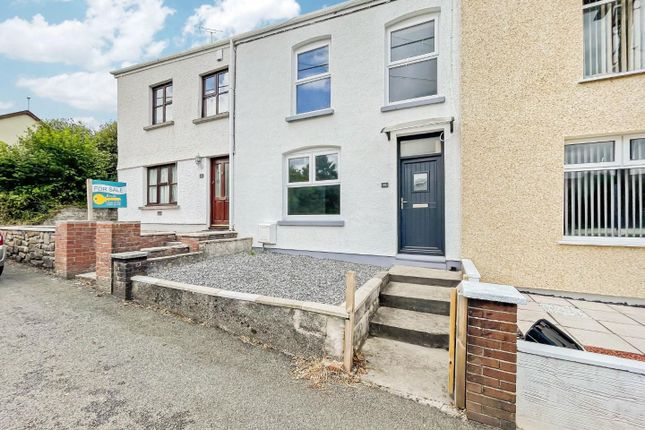 Thumbnail Terraced house for sale in Parklands Road, Ammanford
