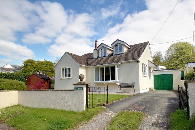 Detached house for sale in South Knighton, Newton Abbot
