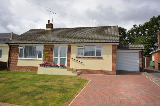 Thumbnail Detached bungalow for sale in Hadley Way, Broadstone
