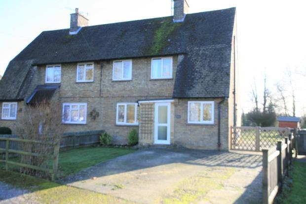 Thumbnail Semi-detached house to rent in Brookbank, The Street, Brook, Kent