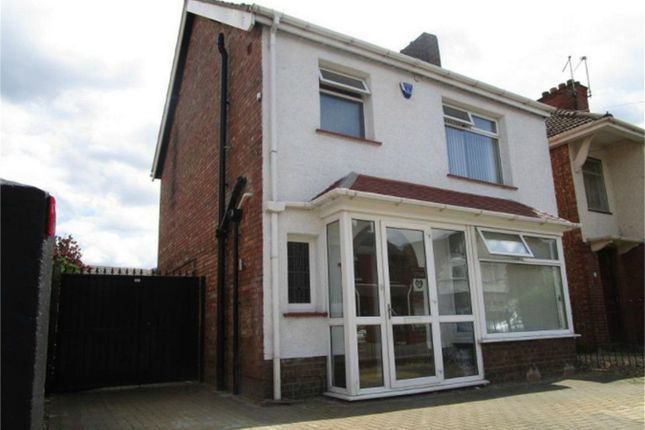 Thumbnail Detached house for sale in Oxford Road, Peterborough