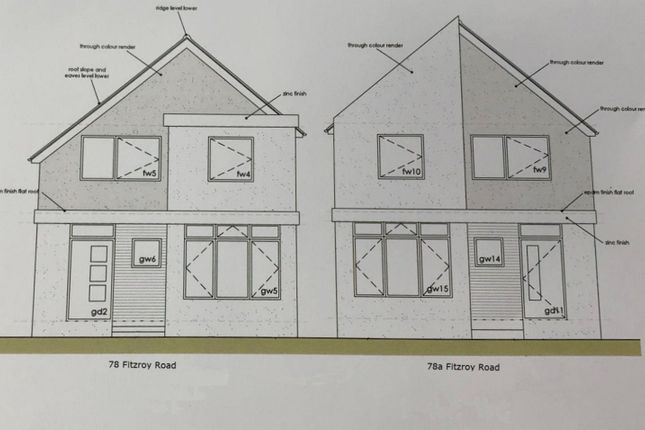 Thumbnail Detached house for sale in Fitzroy Road, Tankerton, Whitstable