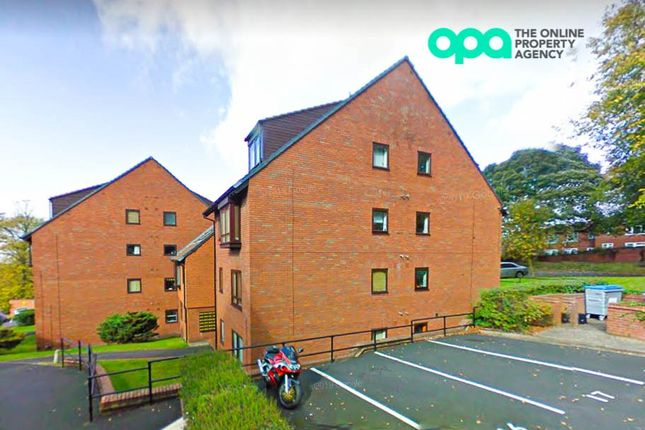 1 bed flat for sale in Moncrieffe Close, Dudley DY2