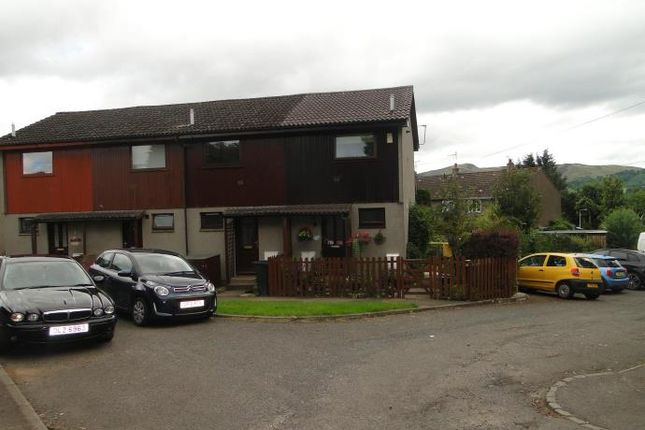 Thumbnail Terraced house to rent in 2 Belvidere, Crown Wynd, Auchterarder