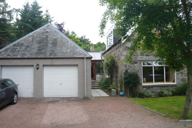Thumbnail Detached house to rent in Dalmunzie Road, Bieldside