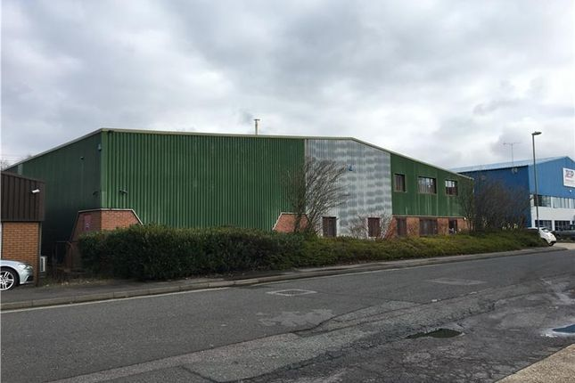 Thumbnail Warehouse for sale in 26, Brunel Way, Segensworth East, Fareham, Hampshire, UK
