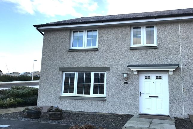Thumbnail Semi-detached house to rent in Resaurie Gardens, Smithton, Inverness