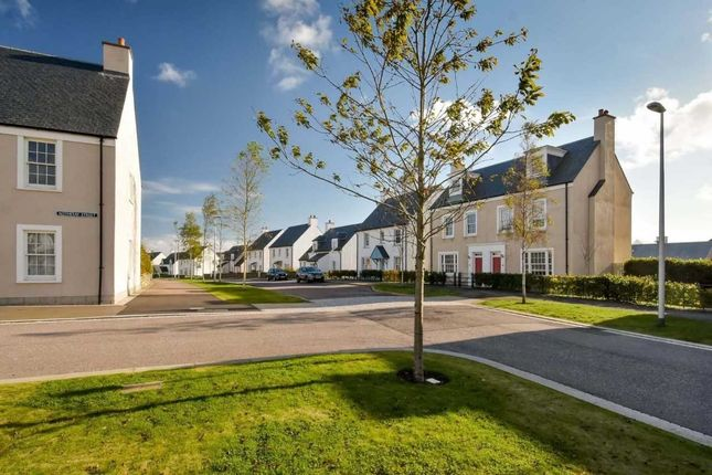 Thumbnail Semi-detached house for sale in Greenlaw Road, Chapelton, Stonehaven, Aberdeenshire