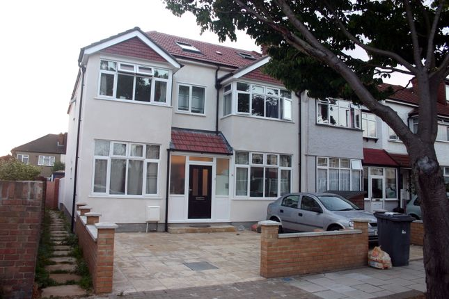 Thumbnail End terrace house for sale in Bodiam Road, Streatham, London