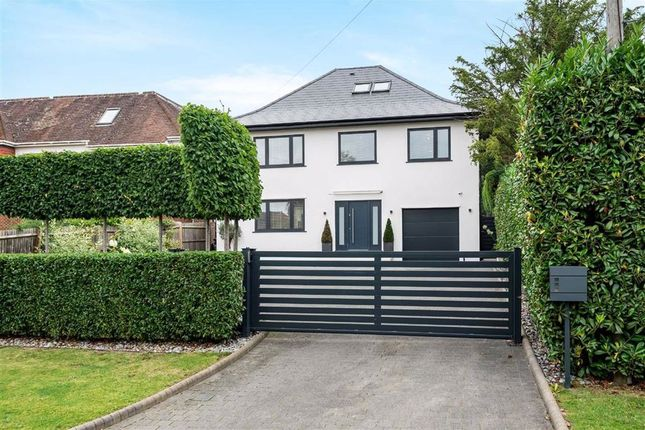 Thumbnail Detached house for sale in Georges Wood Road, Brookmans Park, Hertfordshire