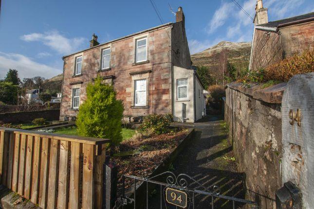 Thumbnail Flat for sale in 94 Beauclerc Street, Alva, Clackmannanshire 5Le, UK