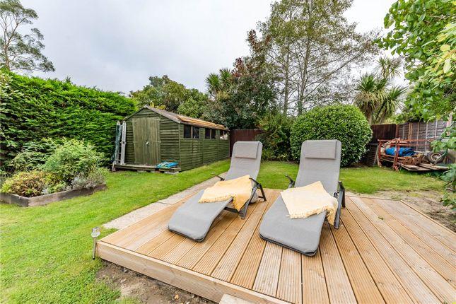 Garden of Weybourne Road, Aldershot, Hampshire GU11