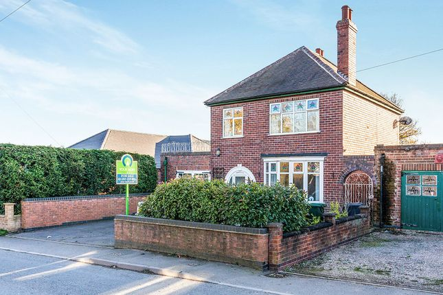 Thumbnail Detached house for sale in Park Road, Overseal, Swadlincote