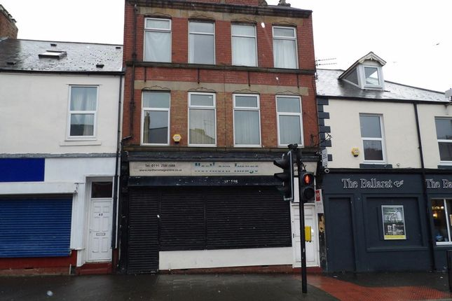 Thumbnail Retail premises for sale in Saville Street West, North Shields