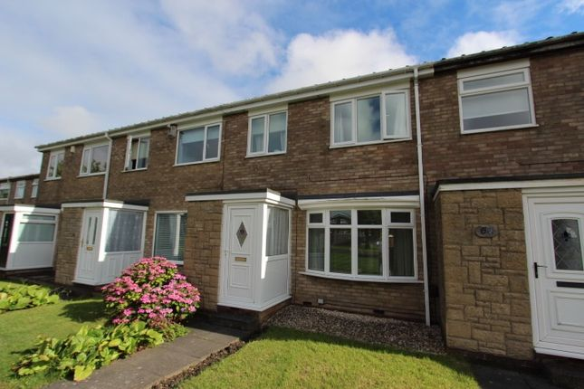 Thumbnail Terraced house to rent in Addington Drive, Hadrian Park, Wallsend.