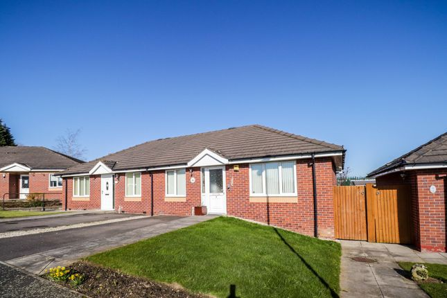 Thumbnail Semi-detached bungalow for sale in Lavender Way, Hemsworth, Pontefract