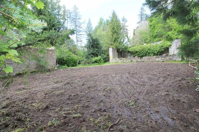 Land for sale in Building Plot, West Lodge, Croy, Inverness