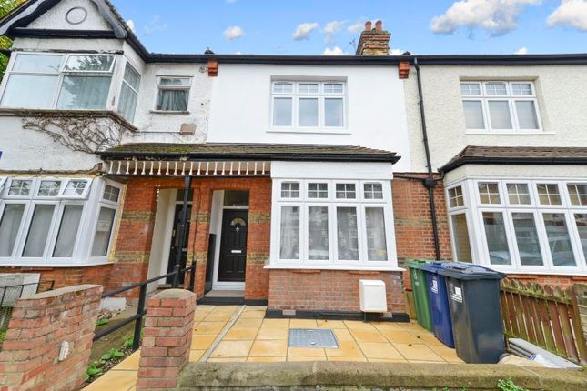 Thumbnail Terraced house to rent in Convent Gardens, Ealing