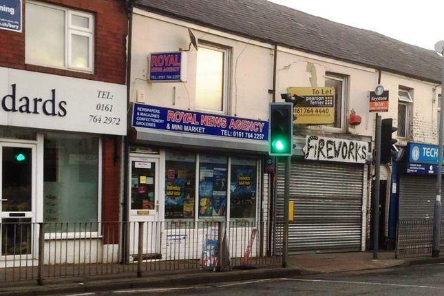 Retail premises for sale in Bury BL9, UK