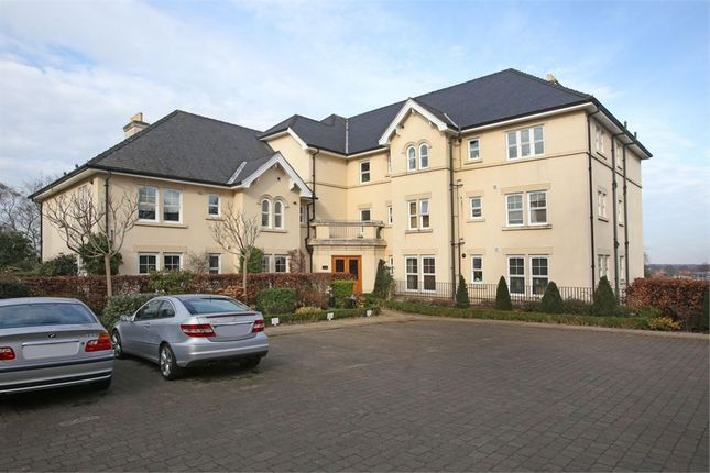 Thumbnail Flat for sale in St Hilary's Park, Alderley Edge, Cheshire