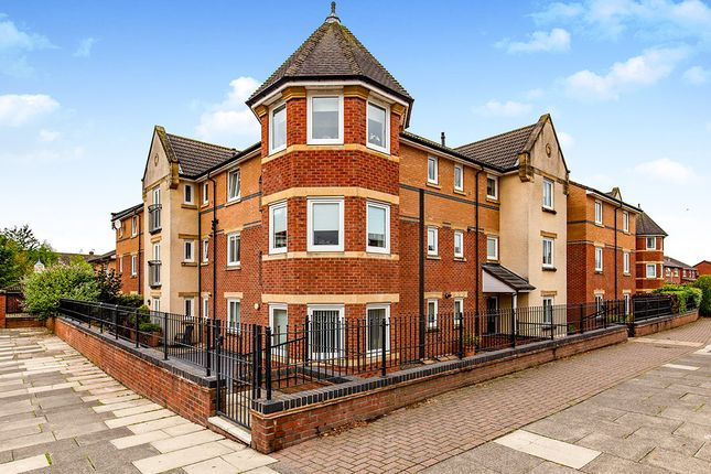 Thumbnail Flat for sale in Sandringham Court, Darlington