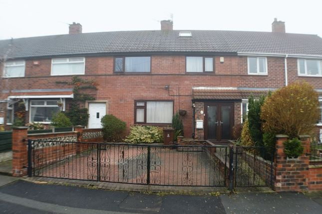 Thumbnail Terraced house for sale in Reins Lee Road, Ashton-Under-Lyne