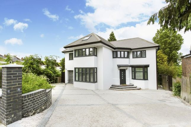 Thumbnail Detached house for sale in The Drive, New Barnet, Barnet