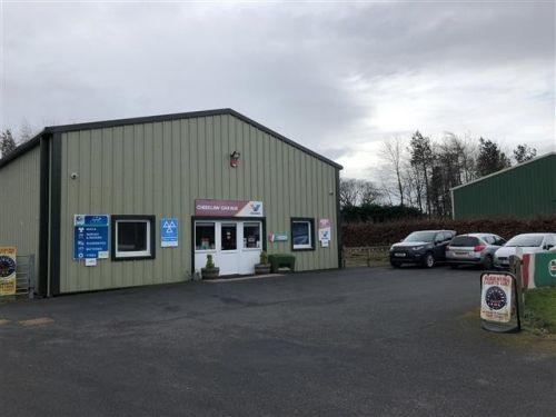 Thumbnail Commercial property for sale in Duns, Scottish Borders