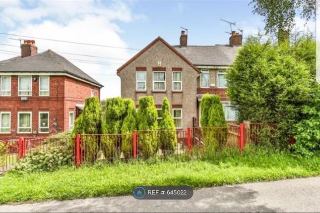 3 bed end terrace house to rent in Prince Of Wales Road, Sheffield S2