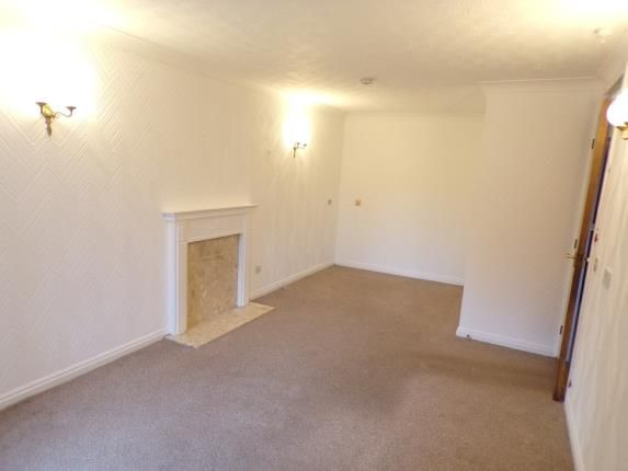 Living Room of Redwood House, Church Road, Northenden, Greater Manchester M22