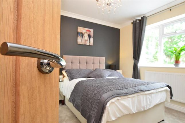 Thumbnail Detached house for sale in Mill Gardens, Southwater, Horsham, West Sussex
