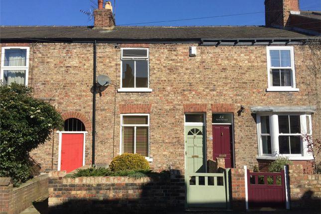Thumbnail Terraced house to rent in Alma Terrace, Fulford, York