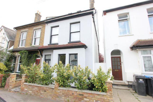Thumbnail Semi-detached house for sale in Woodside Avenue, Woodside, Croydon