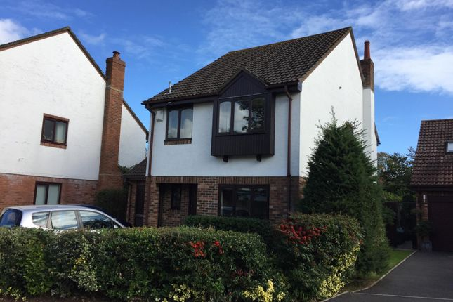 4 bed detached house for sale in Swanmore Close, Boscombe, Bournemouth