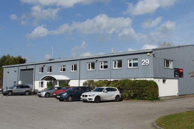 Thumbnail Light industrial to let in Unit 29, Third Avenue, Deeside Industrial Park East, Deeside, Flintshire