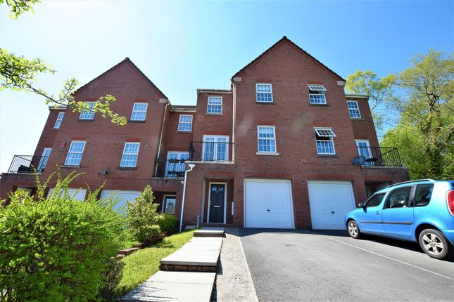 Thumbnail Terraced house for sale in Pasteur Grove, Church Village, Pontypridd