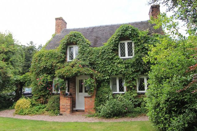 Thumbnail Cottage for sale in Newtown, Sound, Nantwich, Cheshire