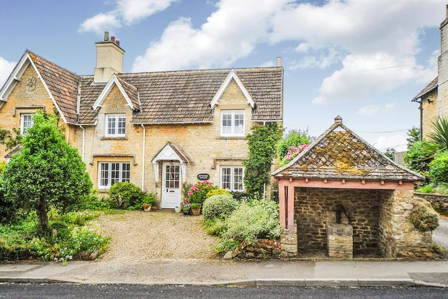Thumbnail Cottage for sale in Bremhill, Calne