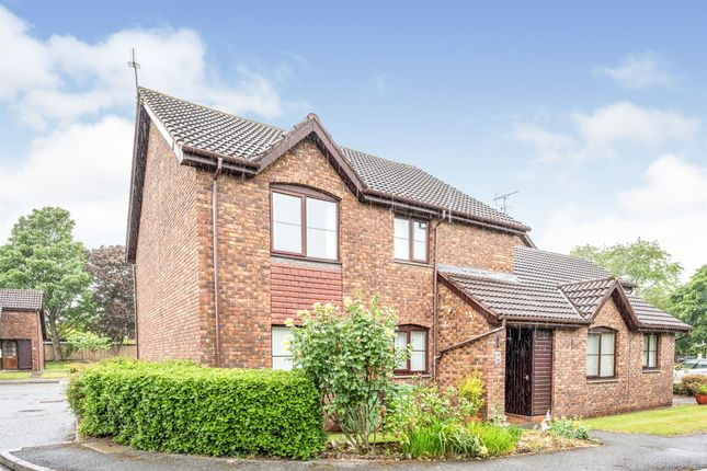 Thumbnail Flat for sale in Brimstage Road, Heswall, Wirral