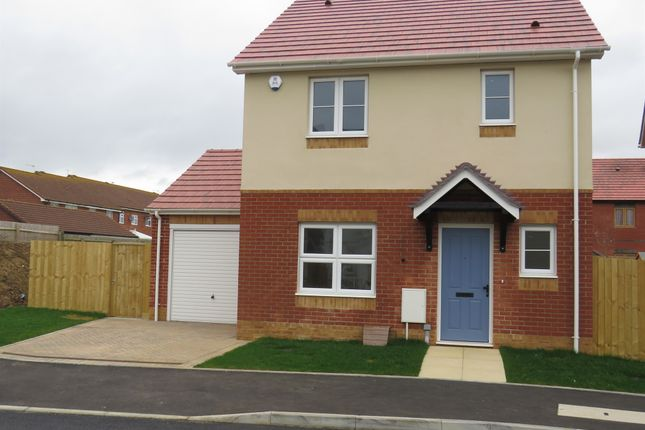 Thumbnail Detached house for sale in Boxwood Road, Weymouth