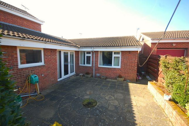 Thumbnail Semi-detached bungalow for sale in Littell Tweed, Chelmer Village, Chelmsford